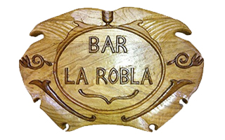 logo bar la robla