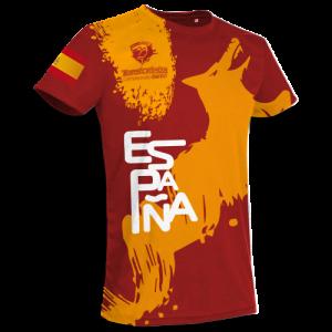 Camiseta España - front