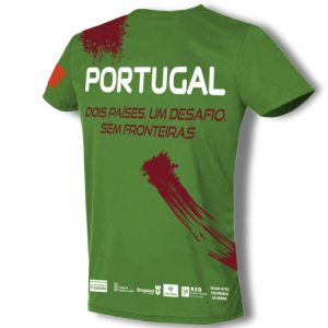 Camiseta Portugal - back