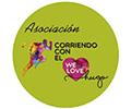 Logo Asociación Corriendo con el corazón Hugo