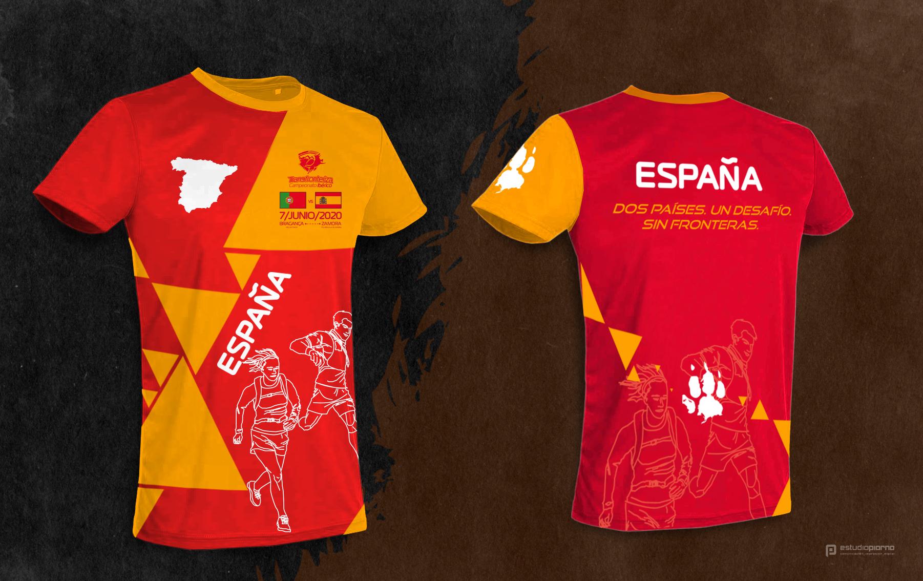 Camiseta España - Edición 2020