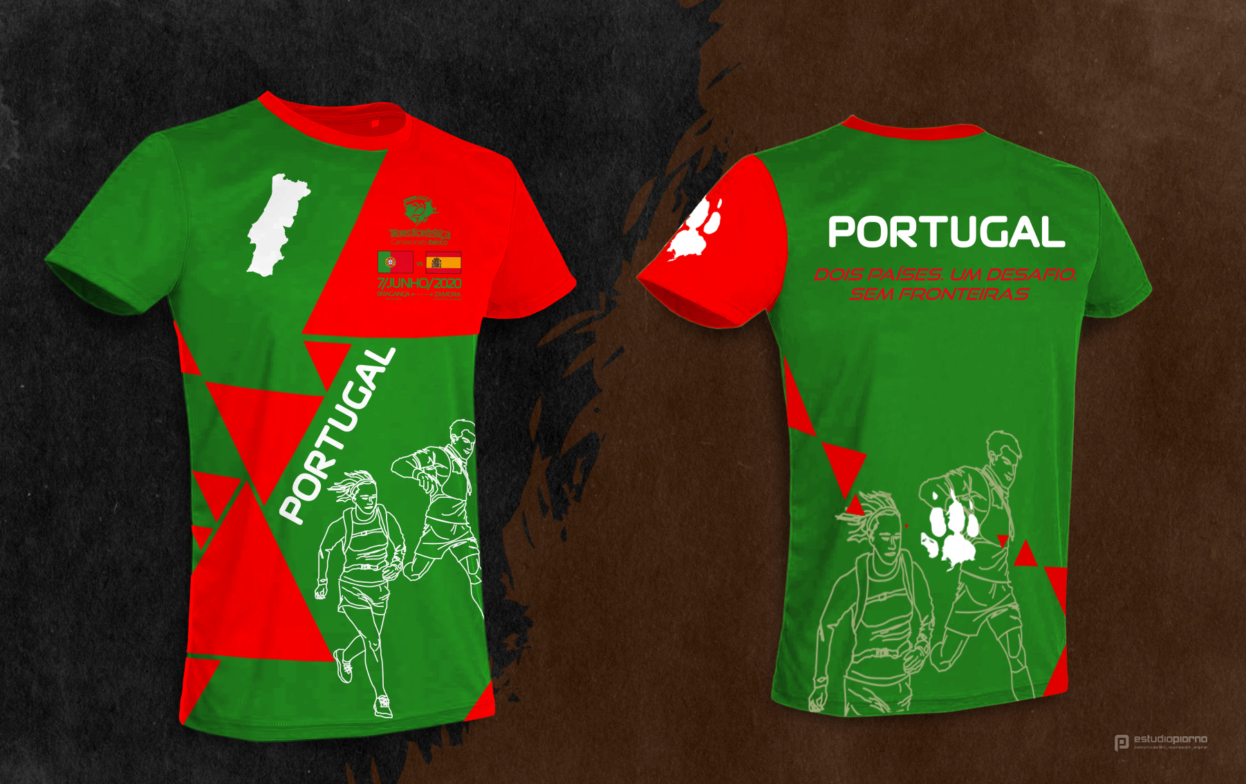 Camiseta Portugal - Edición 2020